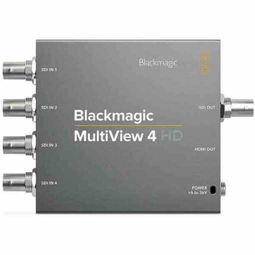 MULTIVIEWER BLACKMAGIC MULTIVIEW 4 HD