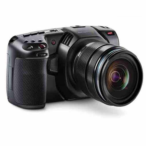 Blackmagic Pocket Cinema 4K - Caméra 4K