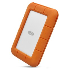 LaCie 2 To Rugged Secure USB-C - Disque Dur Externe