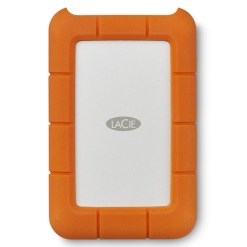 LaCie 5 To Rugged USB-C - Disque Dur Externe