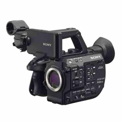 Sony PXW-FS5 Mark II - Caméra