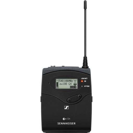Sennheiser EW 112P G4 - Kit HF Micro Cravate Émetteur Récepteur