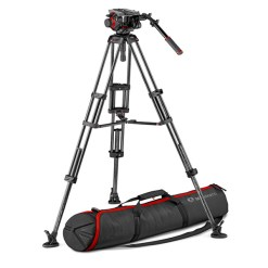 kit trepied manffrotto MVK504TWINMC