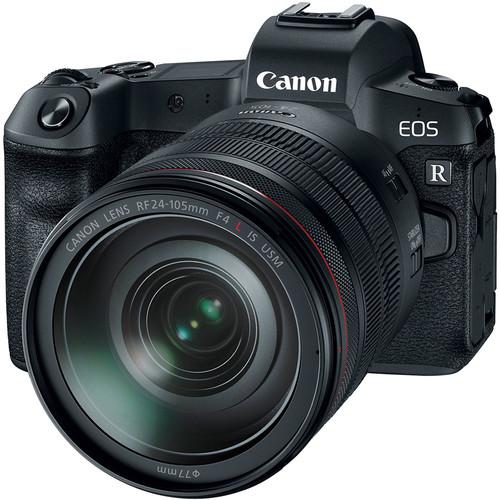 Canon EOS R + 24-105mm - Kit Appareil Photo et Objectif