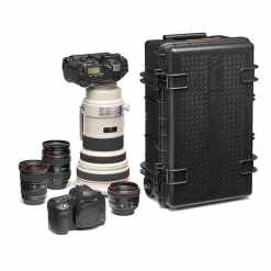 VALISE A ROULETTES MANFROTTO MB PL-RL-TH55