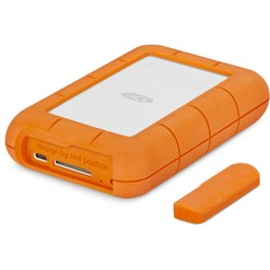 Disque dur 4To LaCie Rugged RAID Pro USB-C