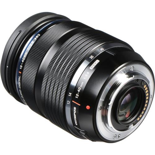 Olympus M.Zuiko ED 12-40mm F2.8 PRO - Objectif