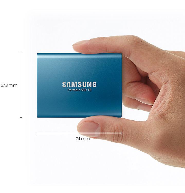 disque portable Samsung SSD
