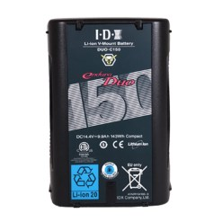 IDX DUO-C150 V-Mount - Batterie