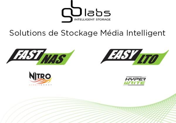 Nouveau partenariat : TRM et GB Labs, expert en solutions de stockage pour les professionnels de l'audiovisuel