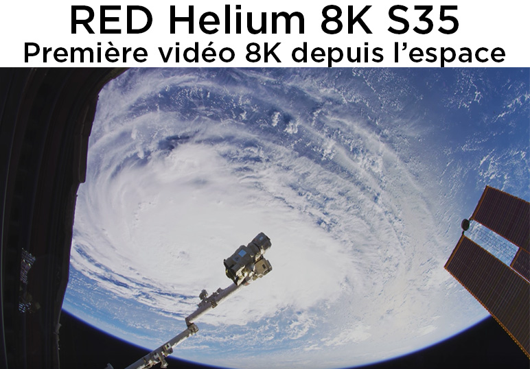 video 8k espace red helium 8k s35