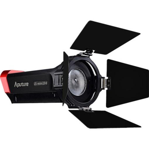 KIT TORCHE LED APUTURE LS-MINI20 DDC + SAC