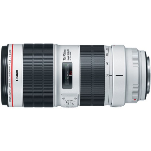 Canon EF 70-200mm F2.8 L IS III USM - Objectif