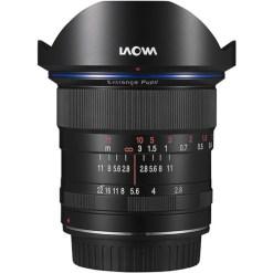Laowa 12mm F2.8 Zero-D Canon EF - Objectif