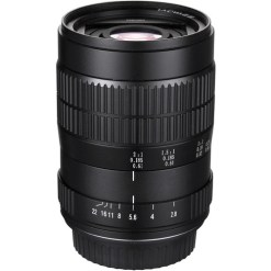 Laowa 60mm F2.8 2X Ultra-Macro Canon EF - Objectif