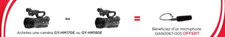 promotion JVC Micro QAN0067 003 Offert
