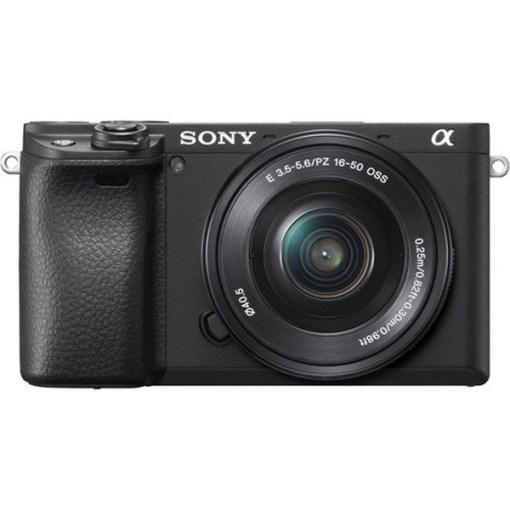 Sony Alpha 6400 + 16-50mm - Kit Appareil Photo et Objectif