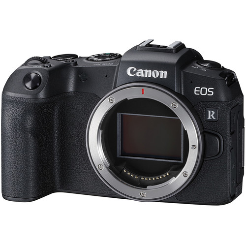 Canon EOS RP + Bague d'adaptation - Kit Appareil Photo