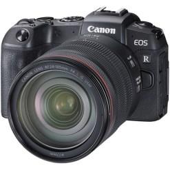 APPAREIL PHOTO CANON EOS RP + RF 24 105 MM + BAGUE D'ADAPTATION 2