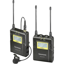 Saramonic RX9TX9 - Kit HF Micro Cravate Émetteur Récepteur