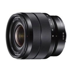 Sony E 10-18mm F4 OSS - Objectif