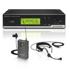 Sennheiser XSW 52 - Kit HF Micro Cravate Émetteur Récepteur Fixe