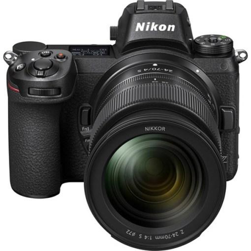Nikon Z6 + 24-70mm + Bague d'adaptation FTZ - Kit Appareil Photo et Objectif
