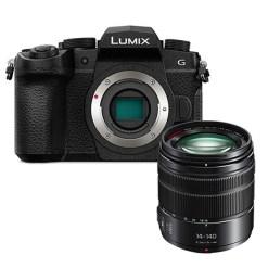 APPAREIL PHOTO PANASONIC LUMIX DC-G90 + 14-140MM F3.5-5.6 OIS