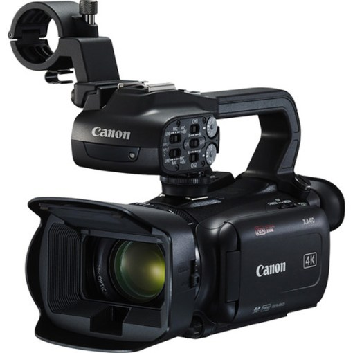 CAMESCOPE DE POING 4K CANON XA40
