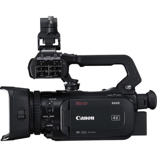 CAMESCOPE DE POING 4K CANON XA50