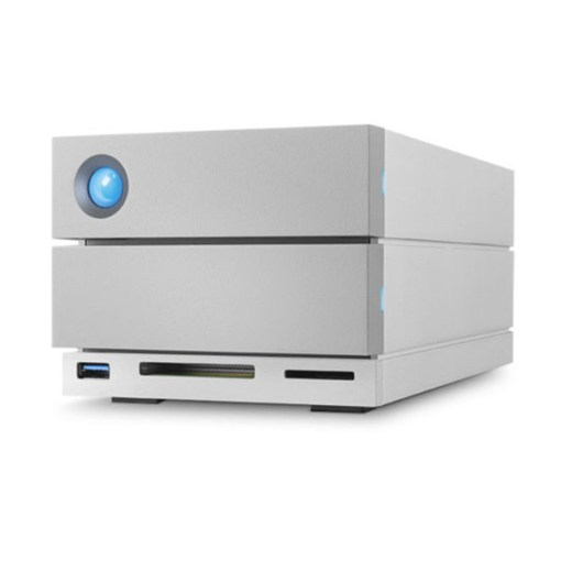 LaCie 28 To 2 Big Thunderbolt 3 - Disque Dur Raid