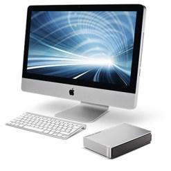 DISQUE DUR 8 TO LACIE PORCHE DESIGN USB3.0