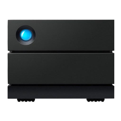 DISQUE DUR 4TO LACIE 2BIG RAID USB-C