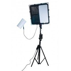 KIT 2X PANNEAUX LED SOUPLES LEDGO LG-VM232C2K