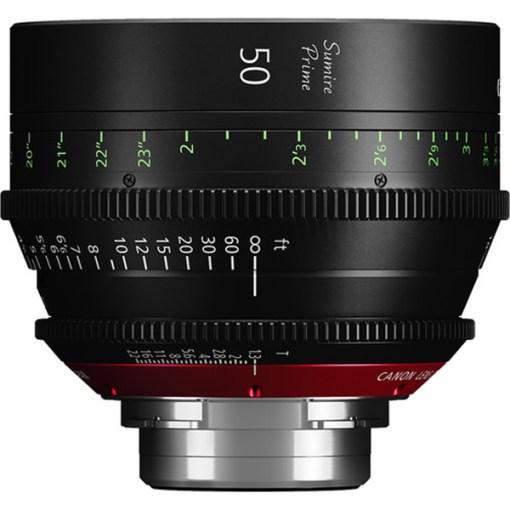 Canon Sumire Prime 24mm T1.5 Impérial Monture PL - Objectif Prime Cinéma