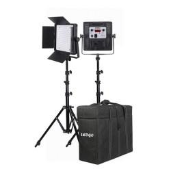 Ledgo LG600CSCII - kit de 2 panneaux LED