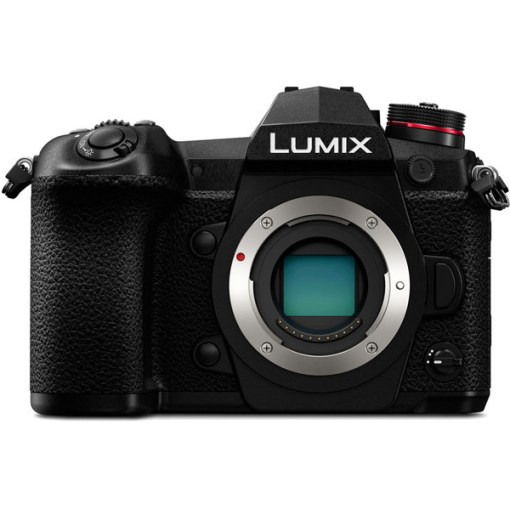 Panasonic Lumix DC-G9 - Appareil Photo Nu