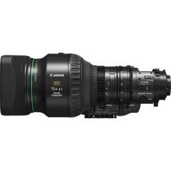 Canon 2/3'' 4K CJ15ex8.5B KRSE-V - Objectif Broadcast