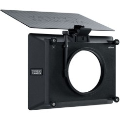 Wooden Camera Zip Box Pro 4×5.65 – Mattebox avec Support de 100mm