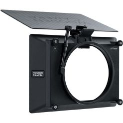 Wooden Camera Zip Box Pro 4×5.65 – Mattebox avec Support de 104mm