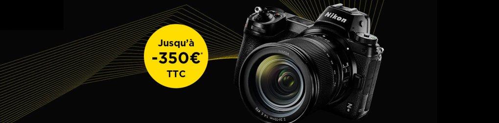 Promo Nikon été 2019