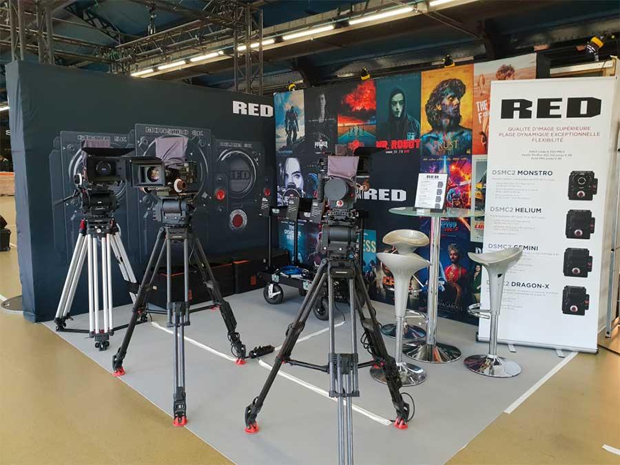 TRM et RED, partenaires du FIFPAN !