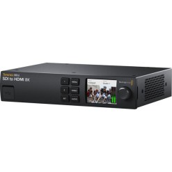 Blackmagic Teranex Mini SDI vers HDMI 8K HDR - Convertisseur