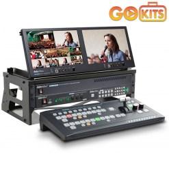 Datavideo GO-1200-Studio  - unité de production HDMI/SDI 6 entrées & streaming