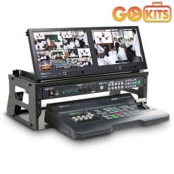 Datavideo GO-650-Studio - unité de production HDMI / SDI 4 entrées & streaming