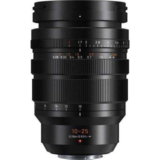Panasonic Lumix 10-25mm F1.7 DG Leica Vario-Summilux Asph. - Objectif