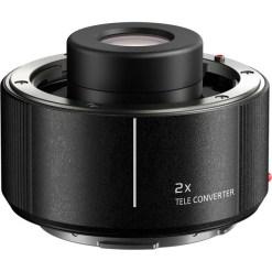 Panasonic DMW-STC20 - Téléconvertisseur X2 pour Lumix S