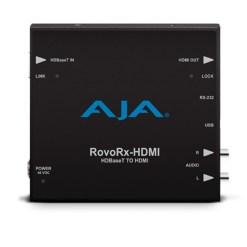 AJA ROVORX-SDI - récepteur UltraHD/HD HDBaseT vers 6G/3G-SDI et HDMI
