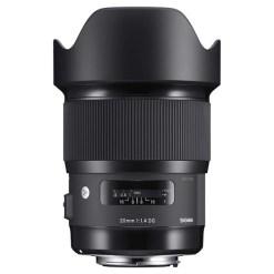 Sigma Art 20mm F1.4 DG HSM (Leica L) - Objectif