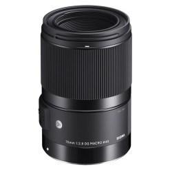 Sigma 70mm F2.8 DG Macro Art Monture L - Objectif